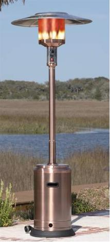 46,000 BTU Copper Commercial Patio Heater