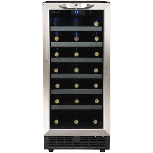 DWC1534BLS - Danby 34 Bottle Built-In Wine Cooler