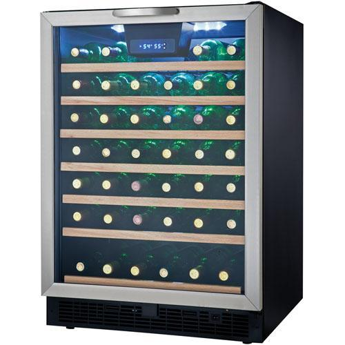 DWC508BLS - Danby 50 Bottle Wine Cooler