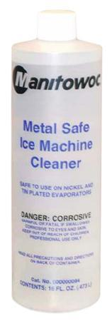 000000084 - Metal Safe Ice Machine Cleaner