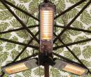 60404 - Umbrella Mount Infrared Patio Heater