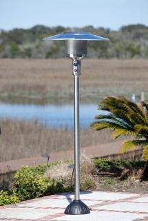 61445 - Stainless Steel Natural Gas Patio Heater