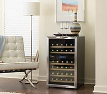 Danby 30 Bottle 2-Zone Wine Cooler
